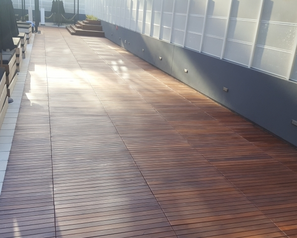 Commercial Deck